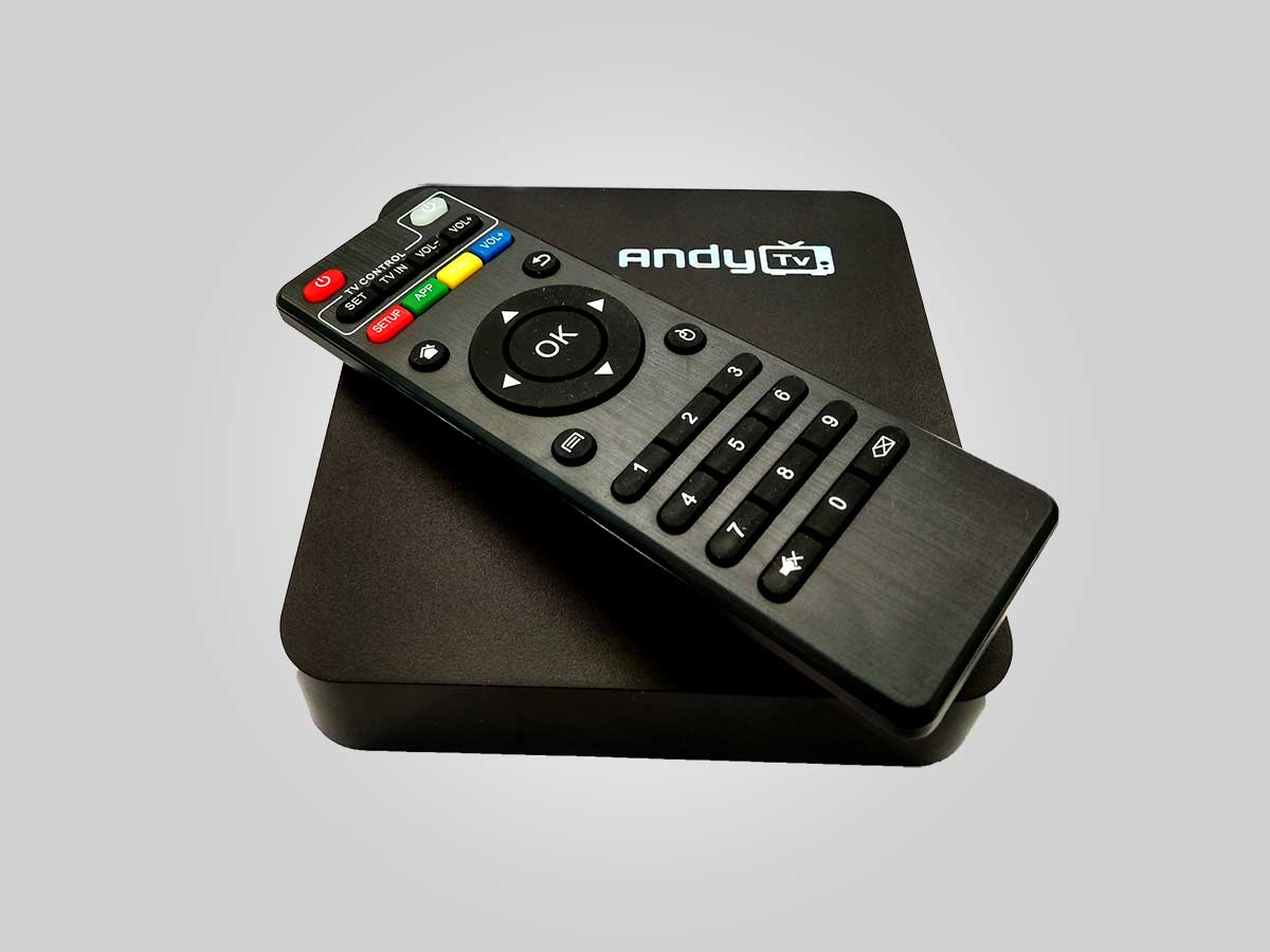 Andy TV Box