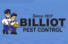 Billiot Pest Control - Harvey