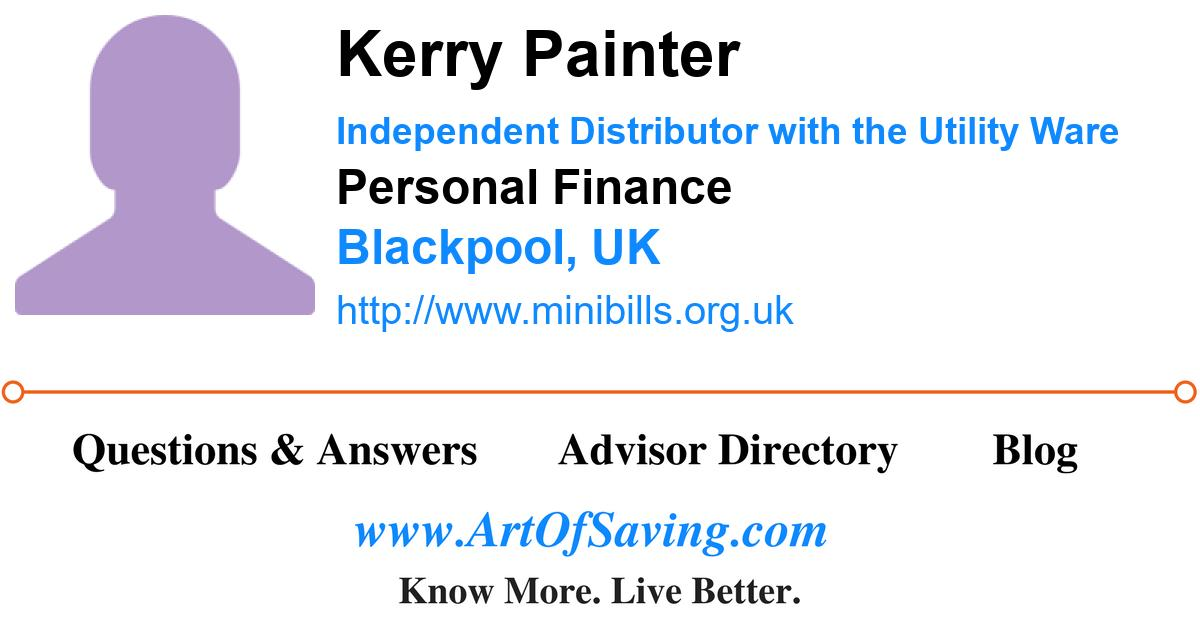 Kerry Painter - Independent Distributor with the Utility